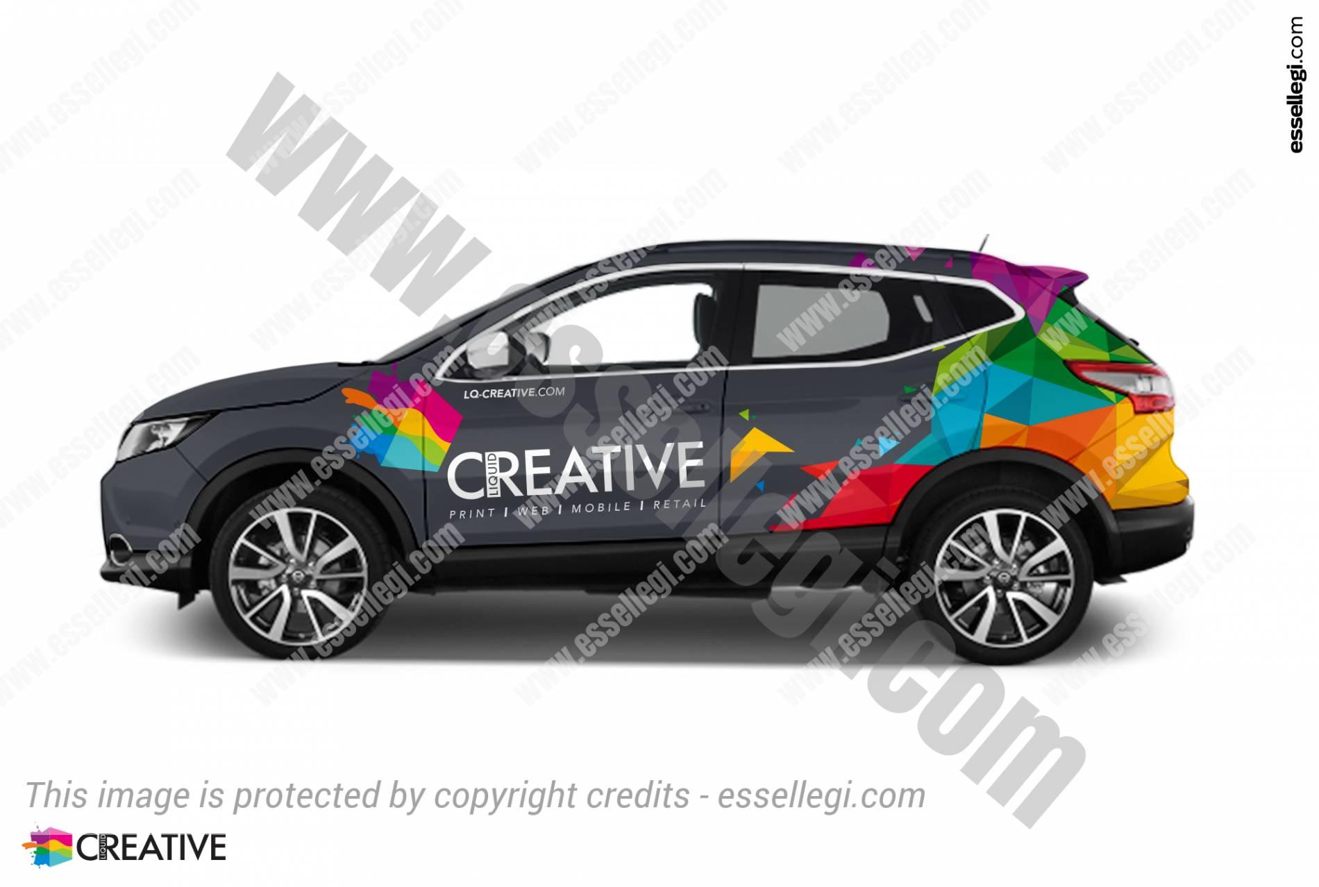 LIQUID CREATIVE | CAR WRAP DESIGN 🇬🇧