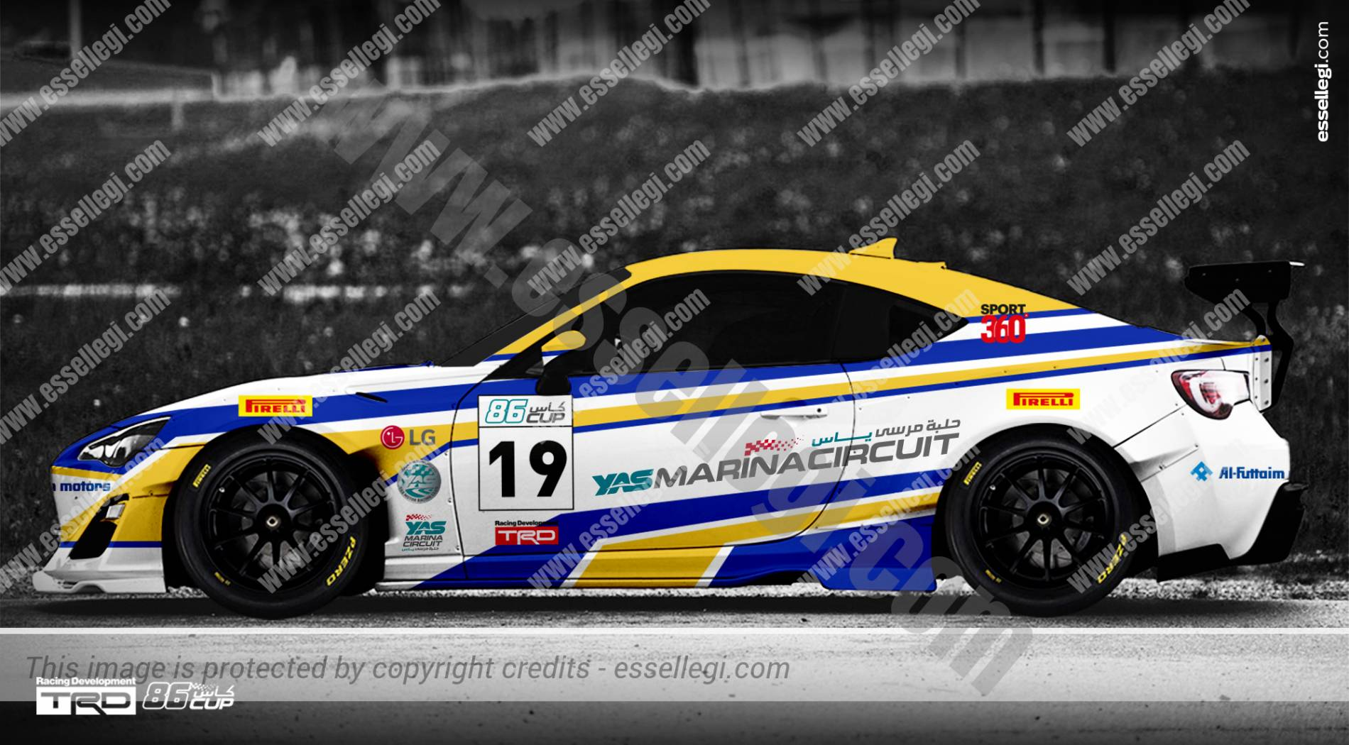 Toyota 86 Livery >> Toyota Gt86 Motorsport Racing Race Car Livery