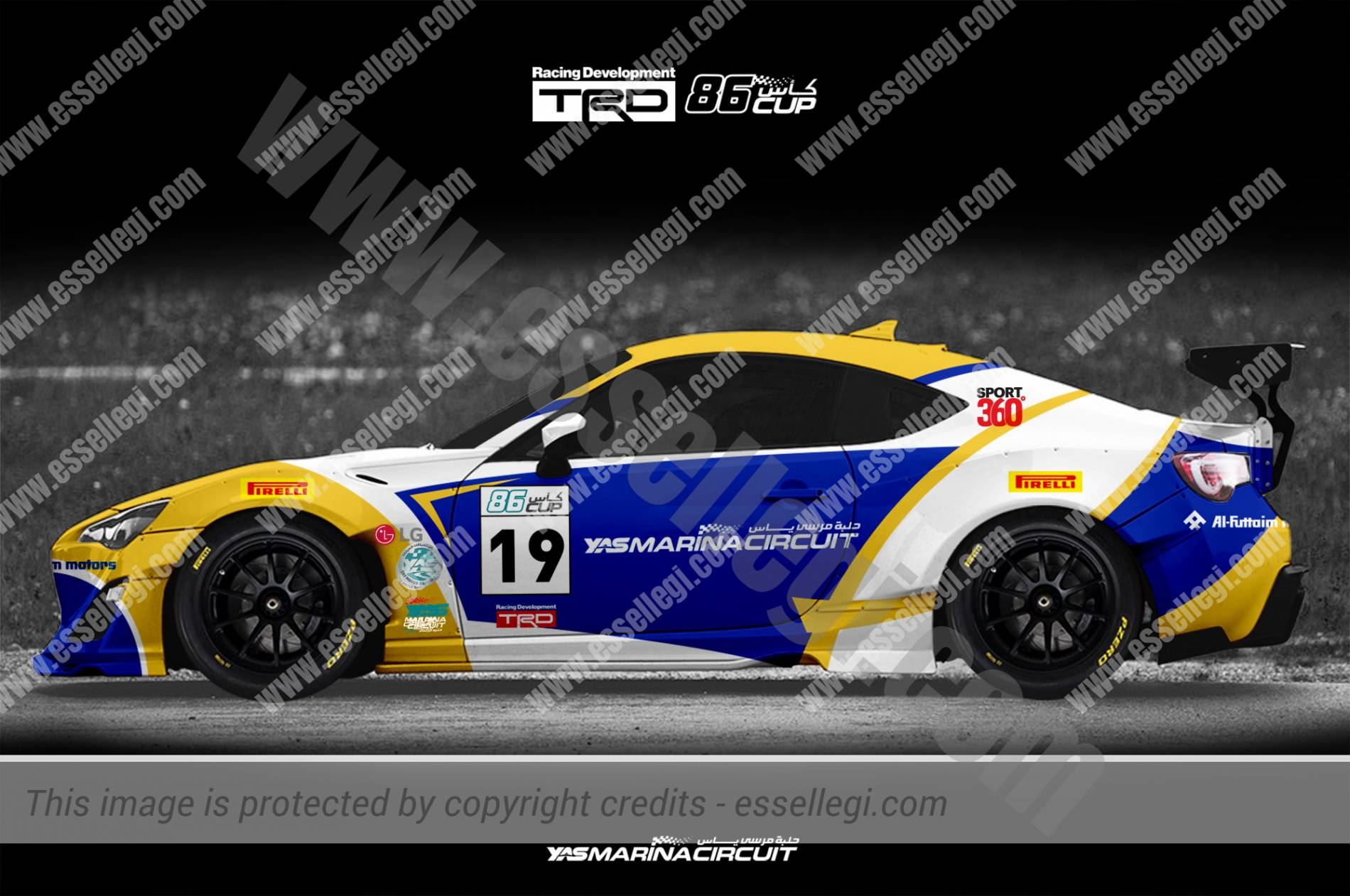 Toyota 86 Livery >> TOYOTA GT86 | MOTORSPORT - RACING - RACE CAR LIVERY