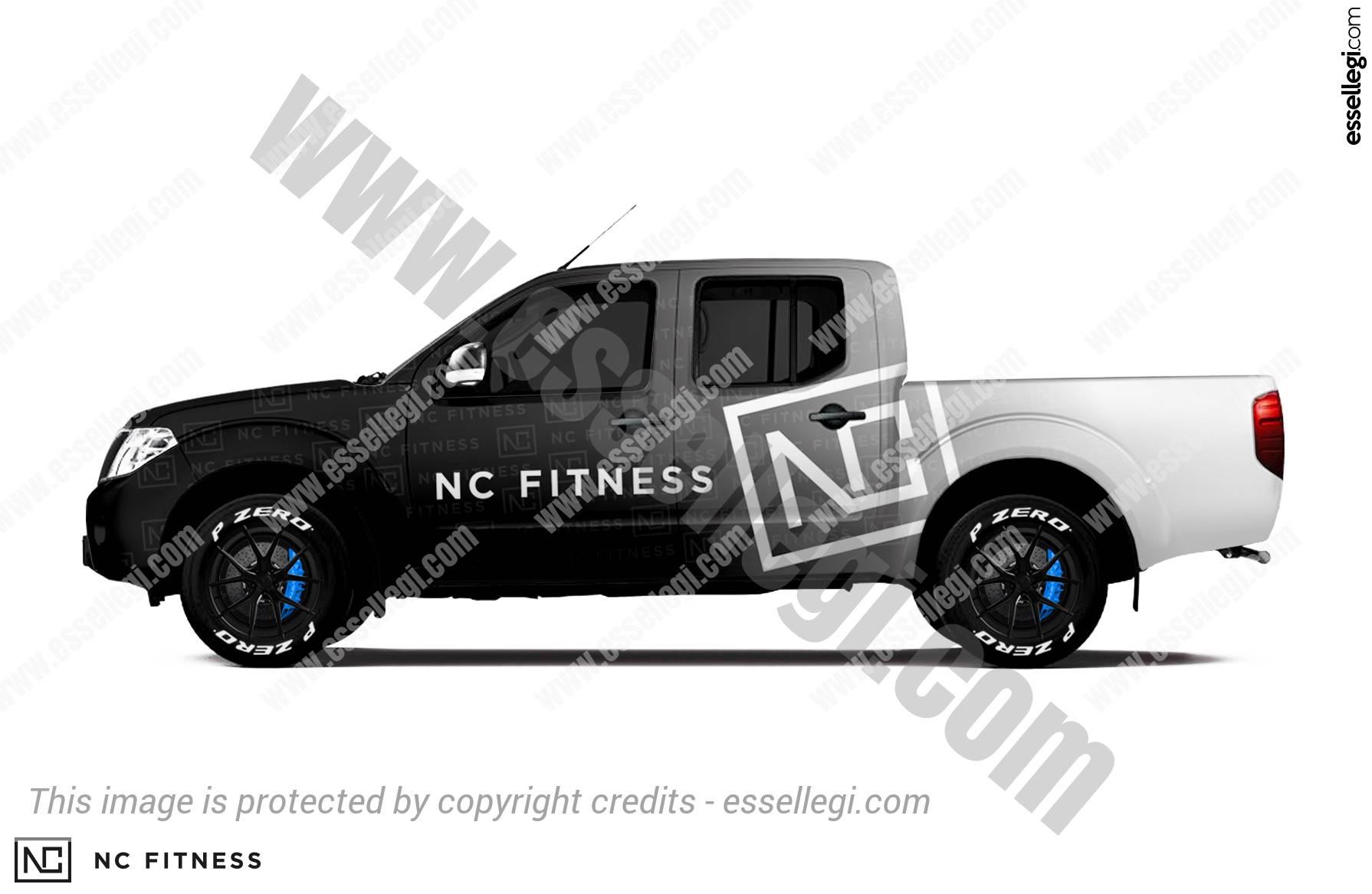 NC FITNESS | TRUCK WRAP DESIGN 🇦🇺
