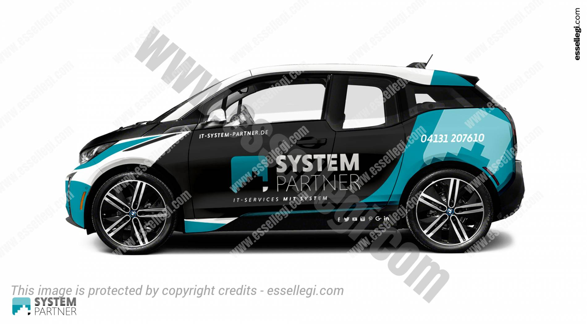 SYSTEM PARTNER | CAR WRAP DESIGN 🇩🇪