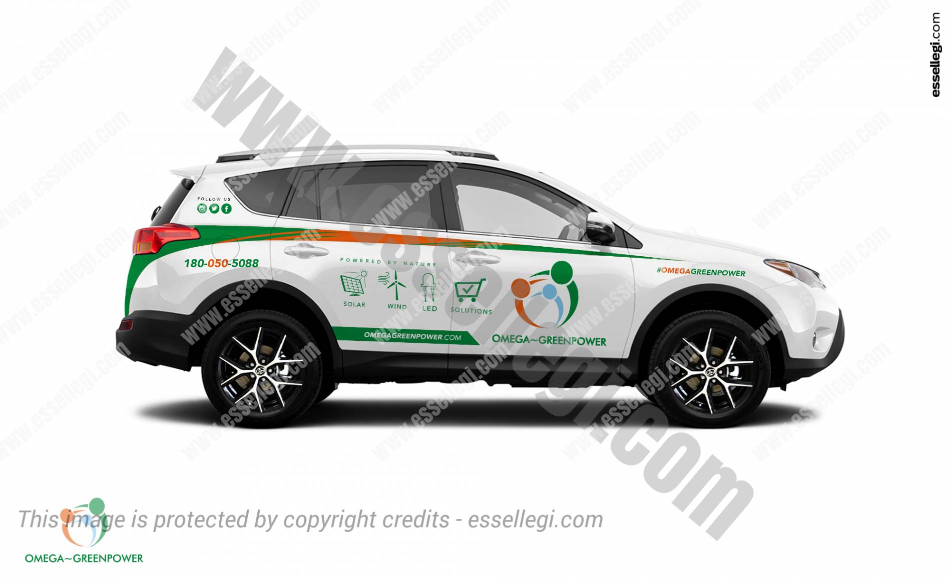 Car Toyota Rav4 Wrap Design By Esegi Signs Signage