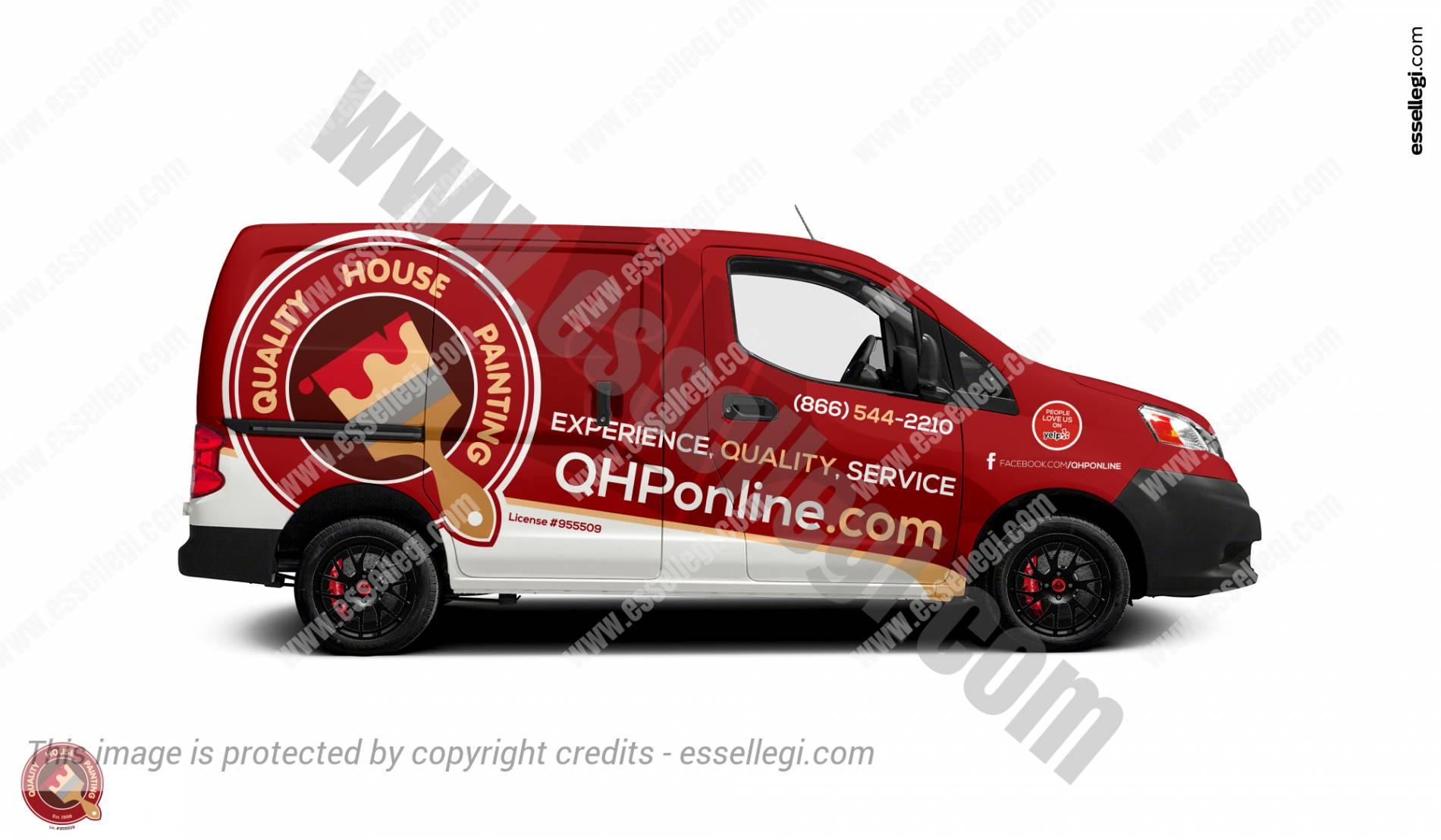 Nissan NW200 | Van Wrap Design by Essellegi. Van Signs, Van Signage, Van Wrapping, Van Signwriting, Van Wrap Designer, Signs for Van, Van Logo, Van Graphic by Essellegi.