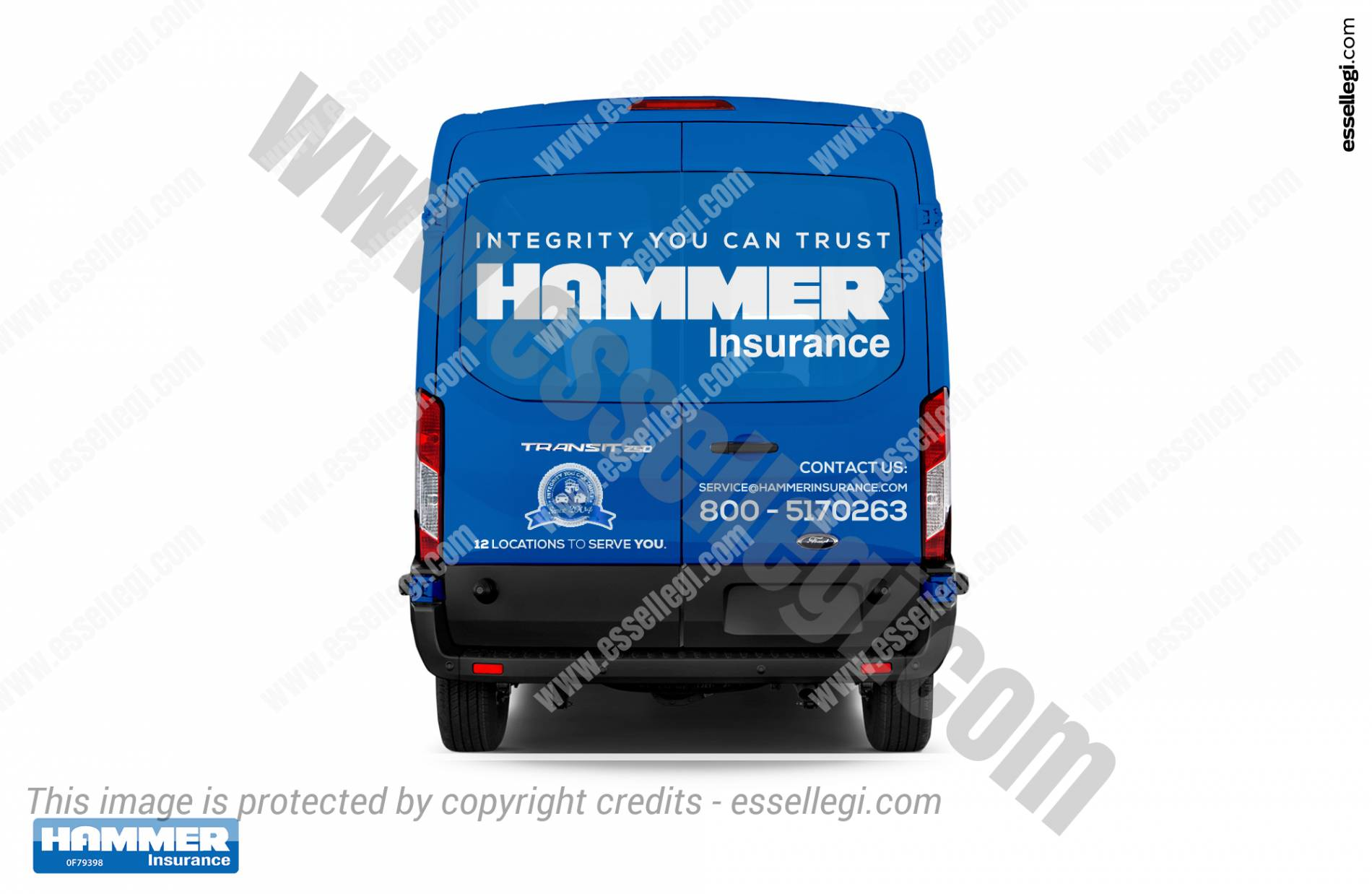 Ford Transit 350 Passenger | Van Wrap Design by Essellegi. Van Signs, Van Signage, Van Wrapping, Van Signwriting, Van Wrap Designer, Signs for Van, Van Logo, Van Graphic by Essellegi.