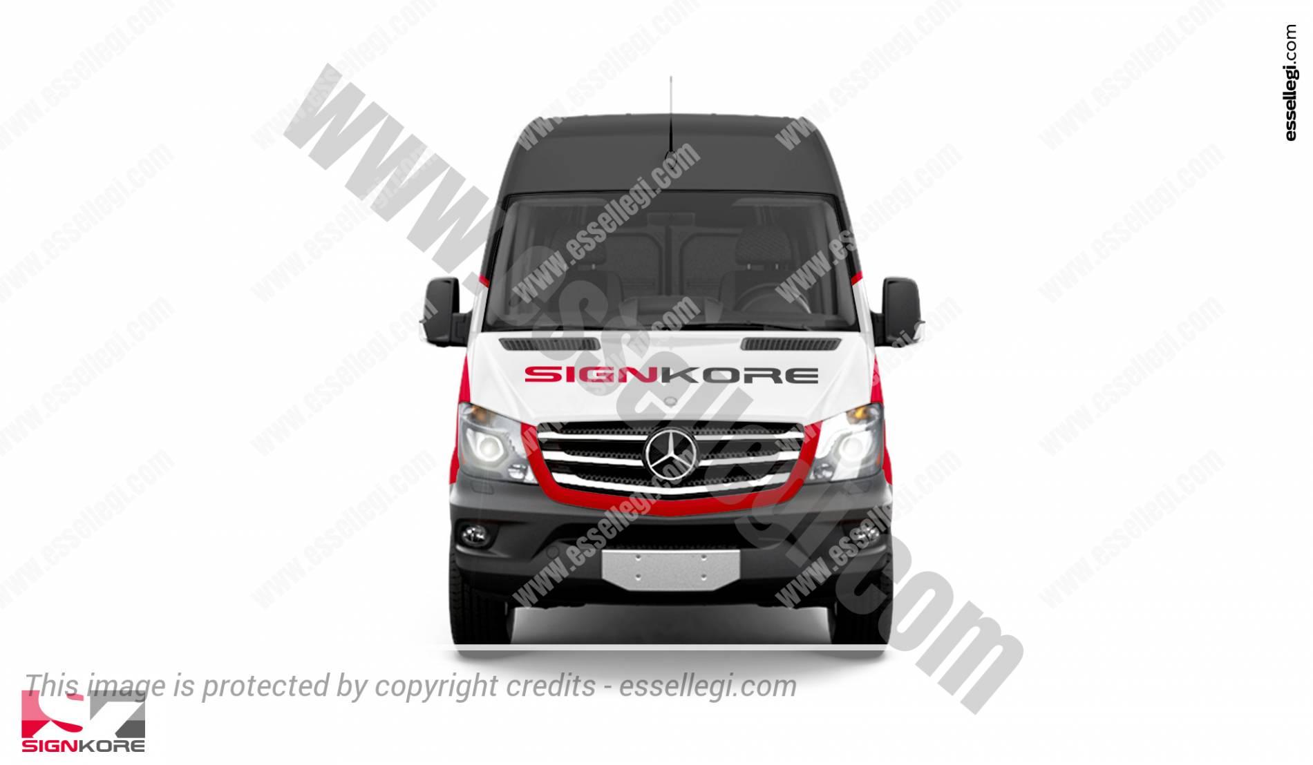 Mercedes Sprinter | Van Wrap Design by Essellegi. Van Signs, Van Signage, Van Wrapping, Van Signwriting, Van Wrap Designer, Signs for Van, Van Logo, Van Graphic by Essellegi.