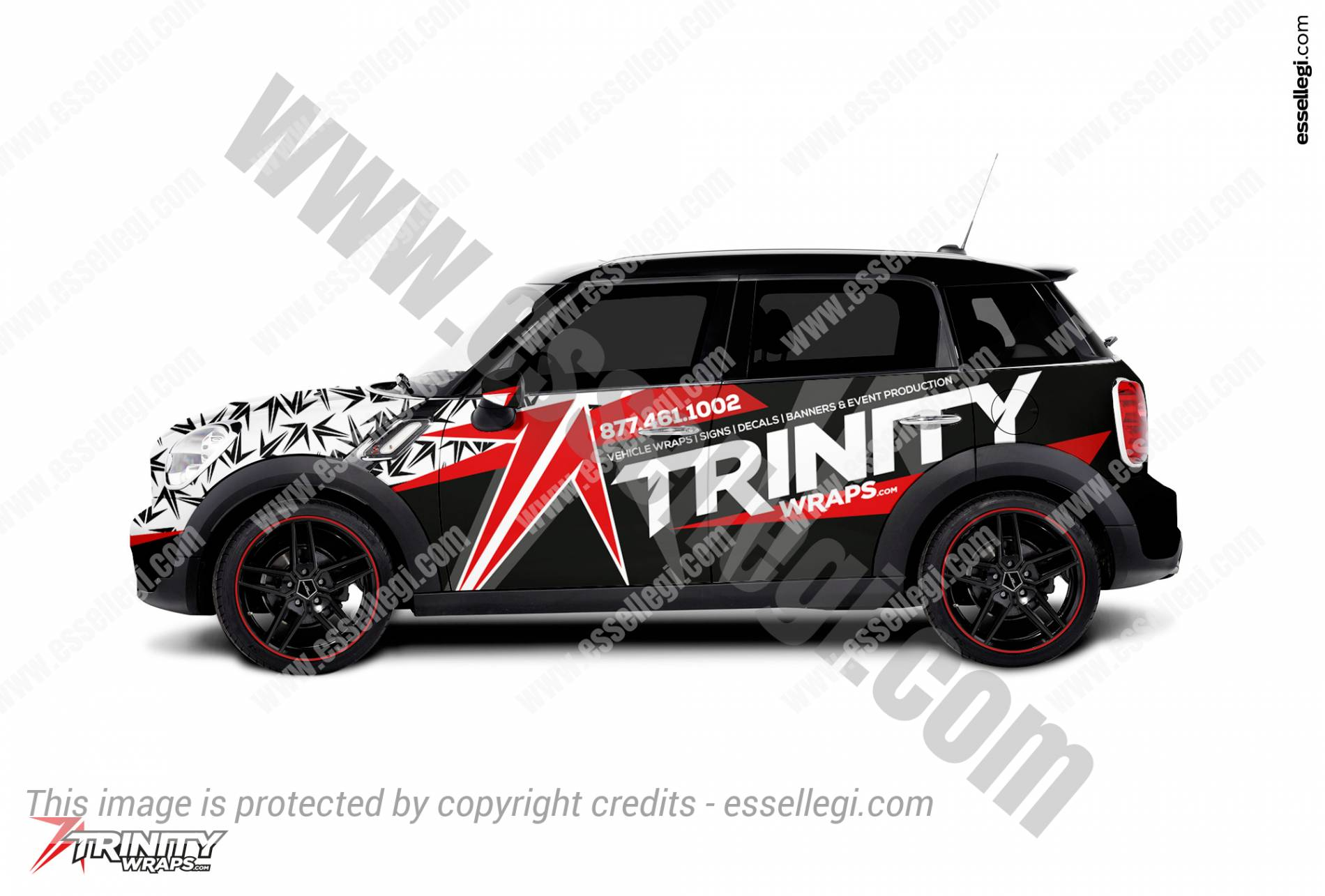TRINITY GFX | CAR WRAP DESIGN 🇺🇸