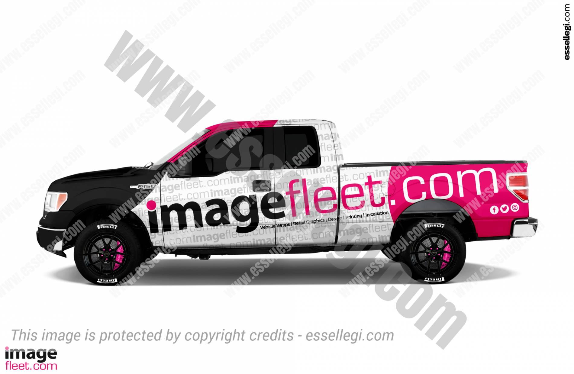 IMAGE FLEET GRAPHICS | TRUCK WRAP DESIGN 🇺🇸
