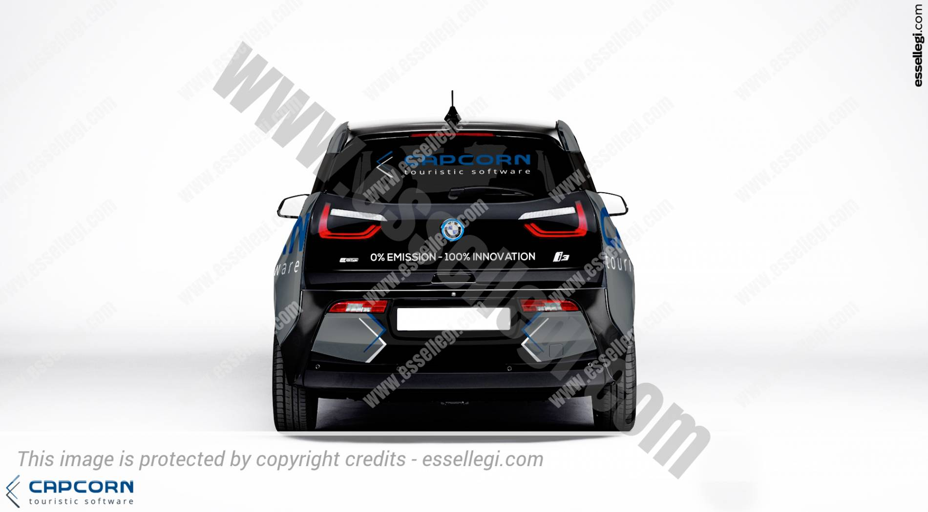 bmw i3 car wrap design by essellegi wrap design. Black Bedroom Furniture Sets. Home Design Ideas