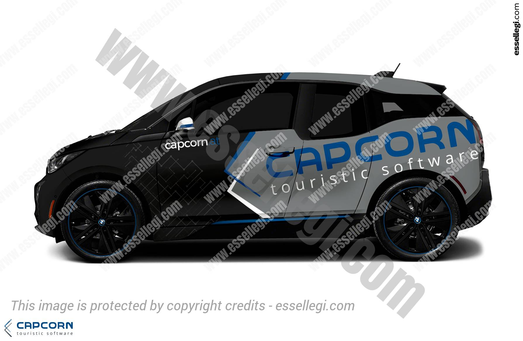 CAPCORN | CAR WRAP DESIGN 🇦🇹