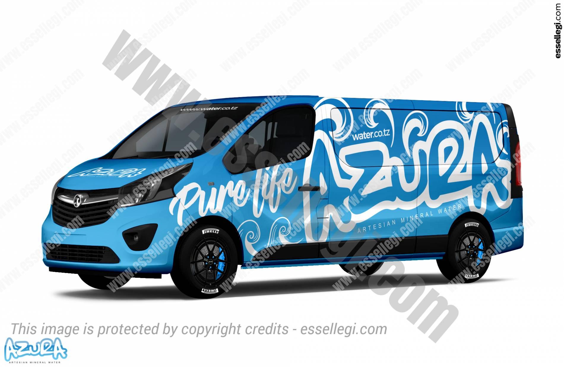 Vauxhall Vivaro Wrap Design. Vauxhall Vivaro | Van Wrap Design by Essellegi. Van Signs, Van Signage, Van Wrapping, Van Signwriting, Van Wrap Designer, Signs for Van, Van Logo, Van Graphic by Essellegi.