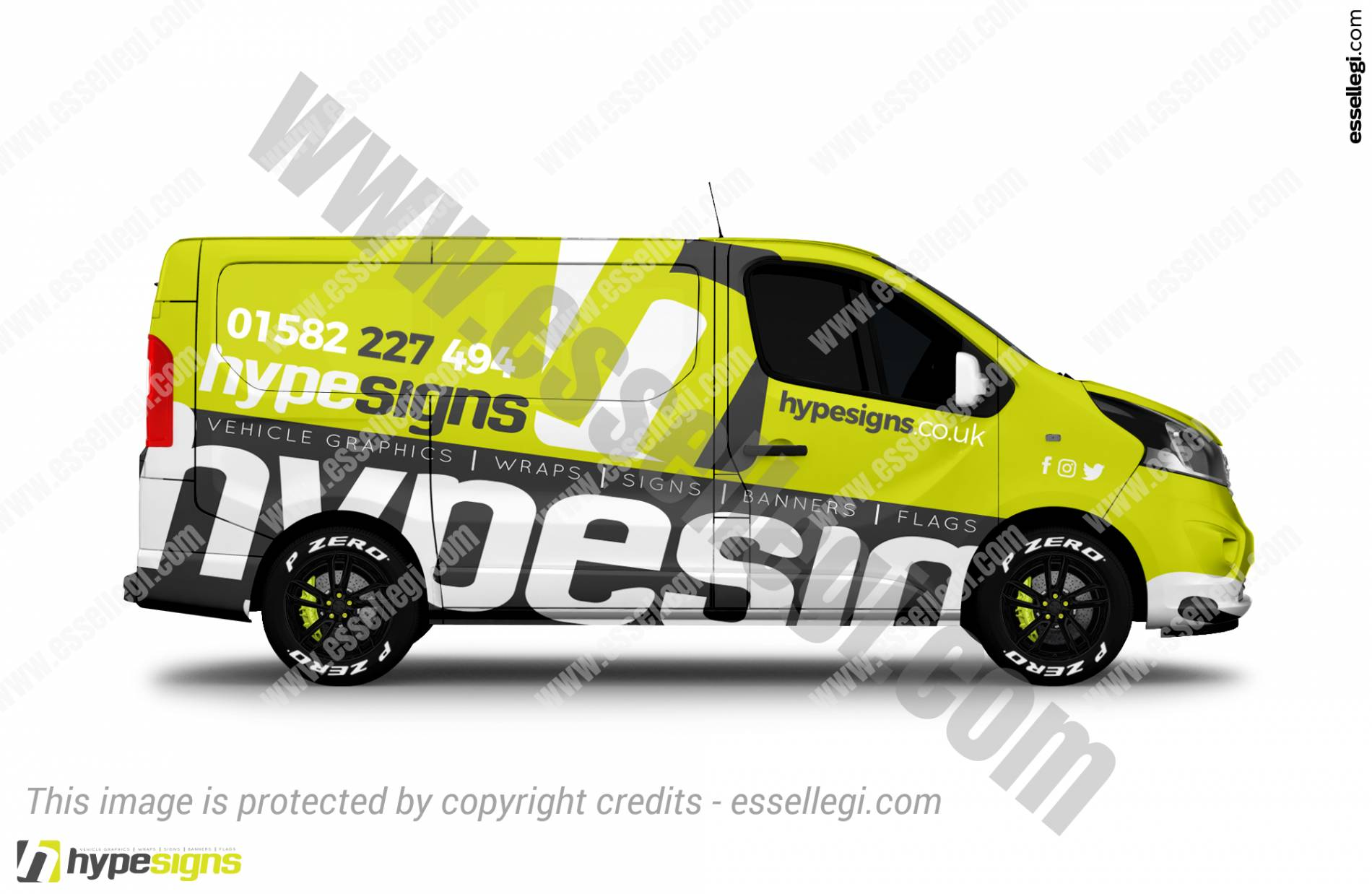Best Opel Vivaro Wrap Design for Signs, Signage & Wraps ...