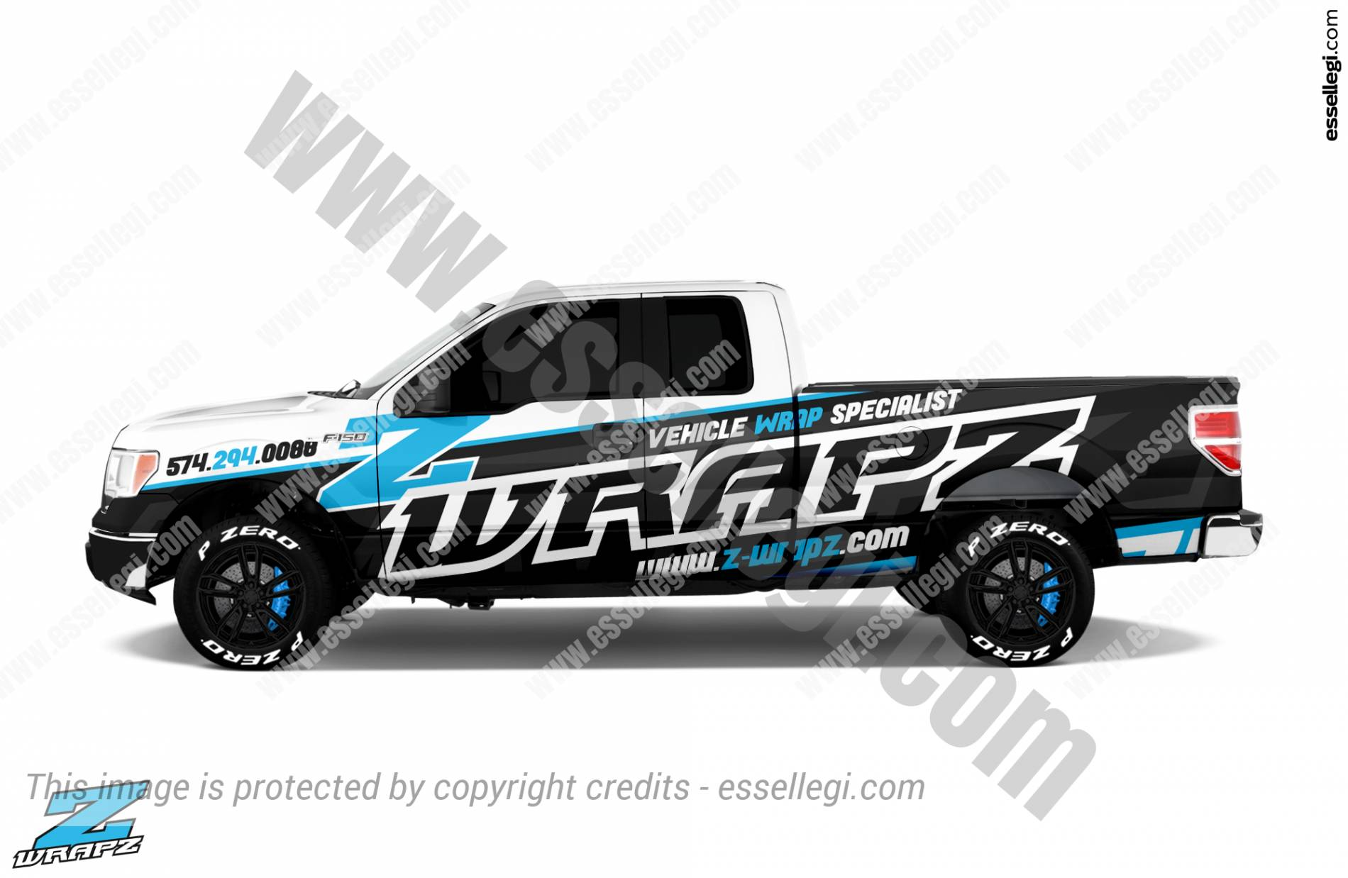 Best Truck Wrap Design For Your Vehicle Amp Your Company