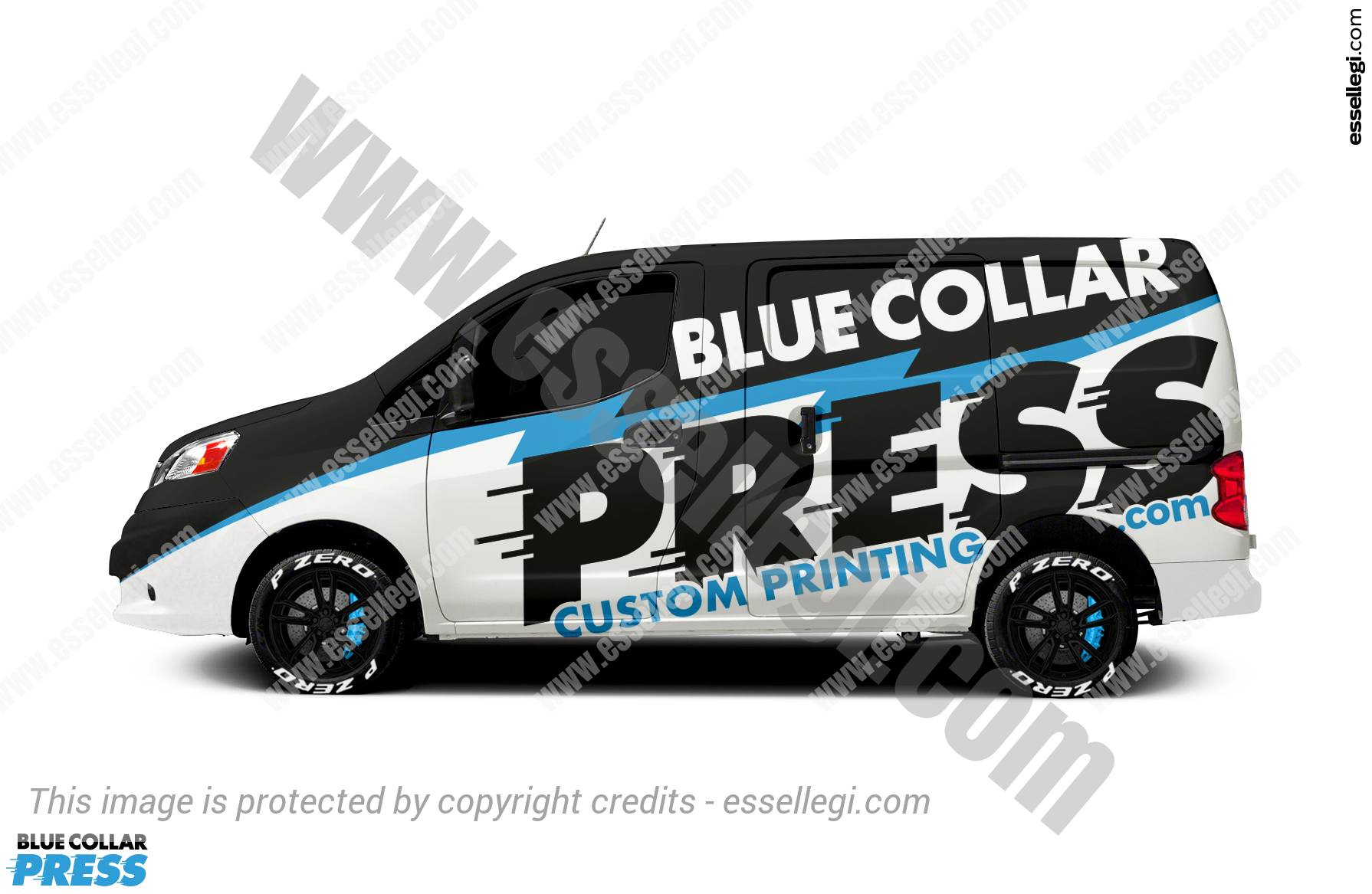Nissan NV200 Wrap Design. Nissan NV200 | Van Wrap Design by Essellegi. Van Signs, Van Signage, Van Wrapping, Van Signwriting, Van Wrap Designer, Signs for Van, Van Logo, Van Graphic by Essellegi.