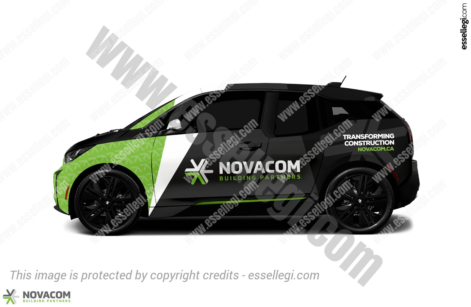 NOVACOM | CAR WRAP DESIGN 🇨🇦