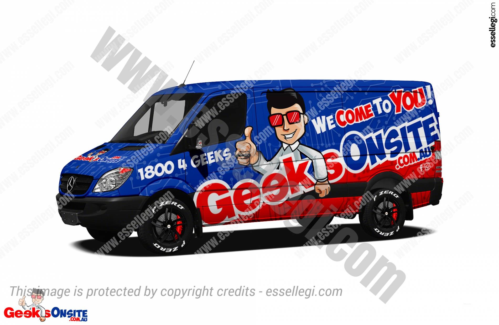 Mercedes Sprinter Wrap Design. Mercedes Sprinter | Van Wrap Design by Essellegi. Van Signs, Van Signage, Van Wrapping, Van Signwriting, Van Wrap Designer, Signs for Van, Van Logo, Van Graphic by Essellegi.