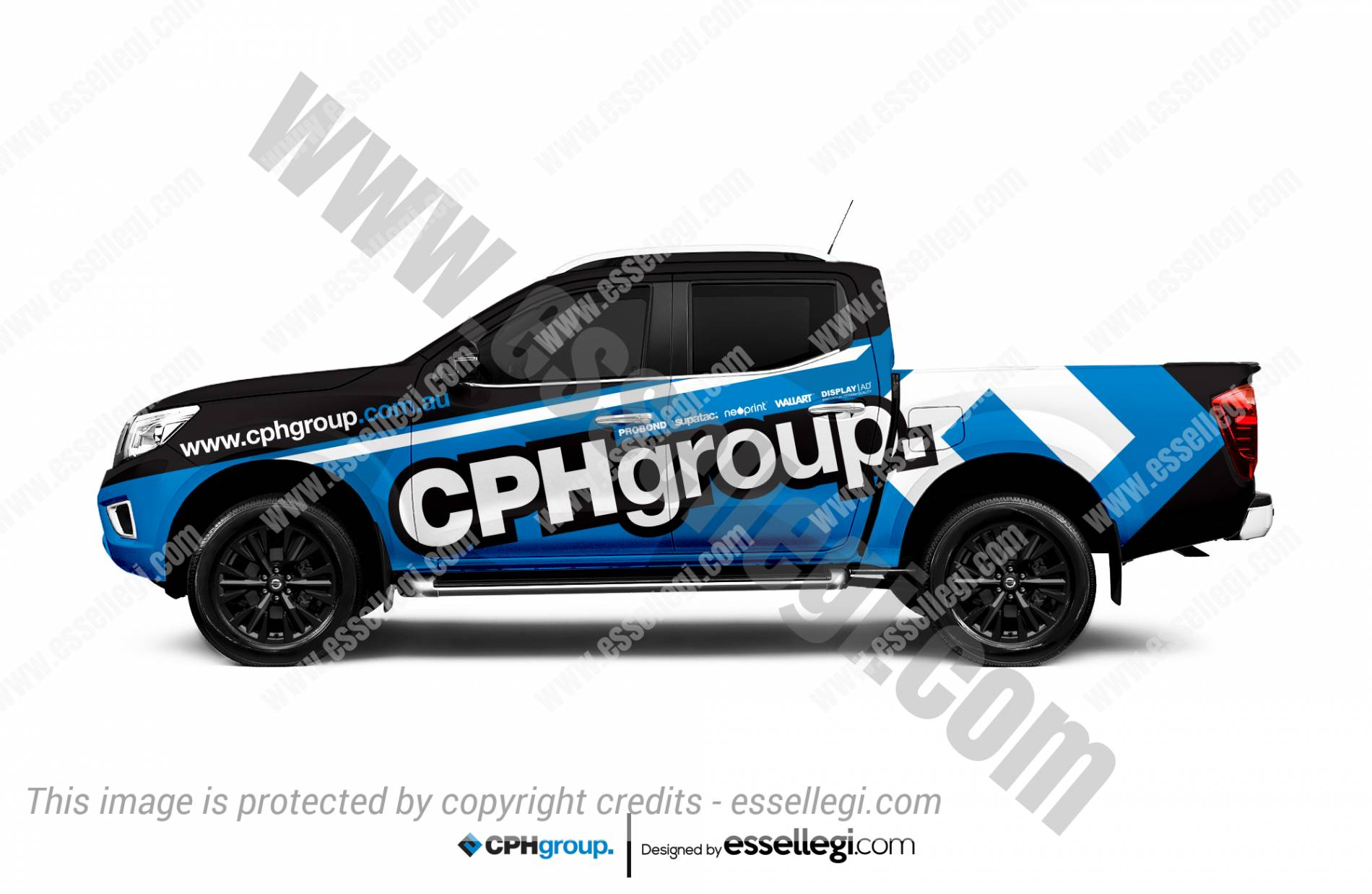 CPH GROUP | TRUCK WRAP DESIGN 🇦🇺