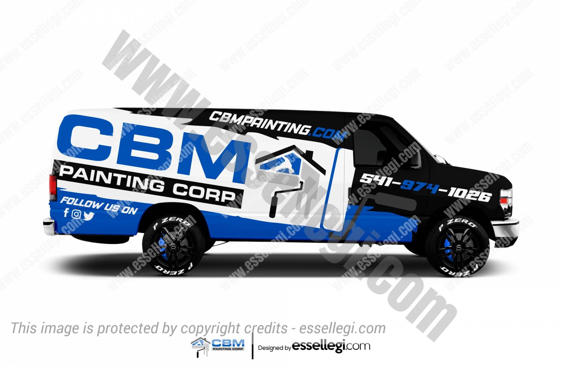 Ford E150 Wrap Design. Ford E150 | Van Wrap Design by Essellegi. Van Signs, Van Signage, Van Wrapping, Van Signwriting, Van Wrap Designer, Signs for Van, Van Logo, Van Graphic by Essellegi.