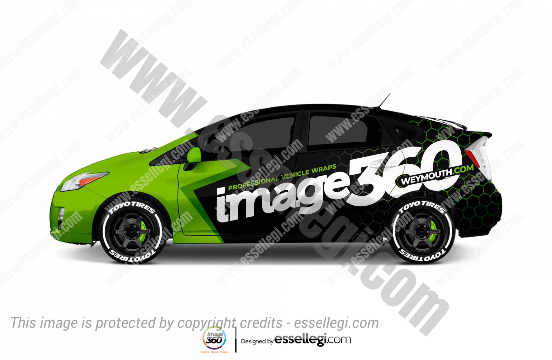 IMAGE360 WEYMOUTH | CAR WRAP DESIGN 🇺🇸