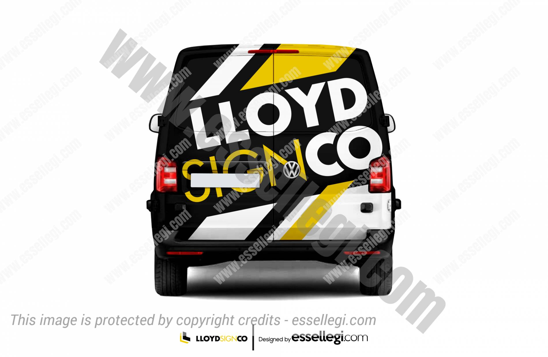 VW Transporter Wrap Design. VW Transporter | Van Wrap Design by Essellegi. Van Signs, Van Signage, Van Wrapping, Van Signwriting, Van Wrap Designer, Signs for Van, Van Logo, Van Graphic by Essellegi.