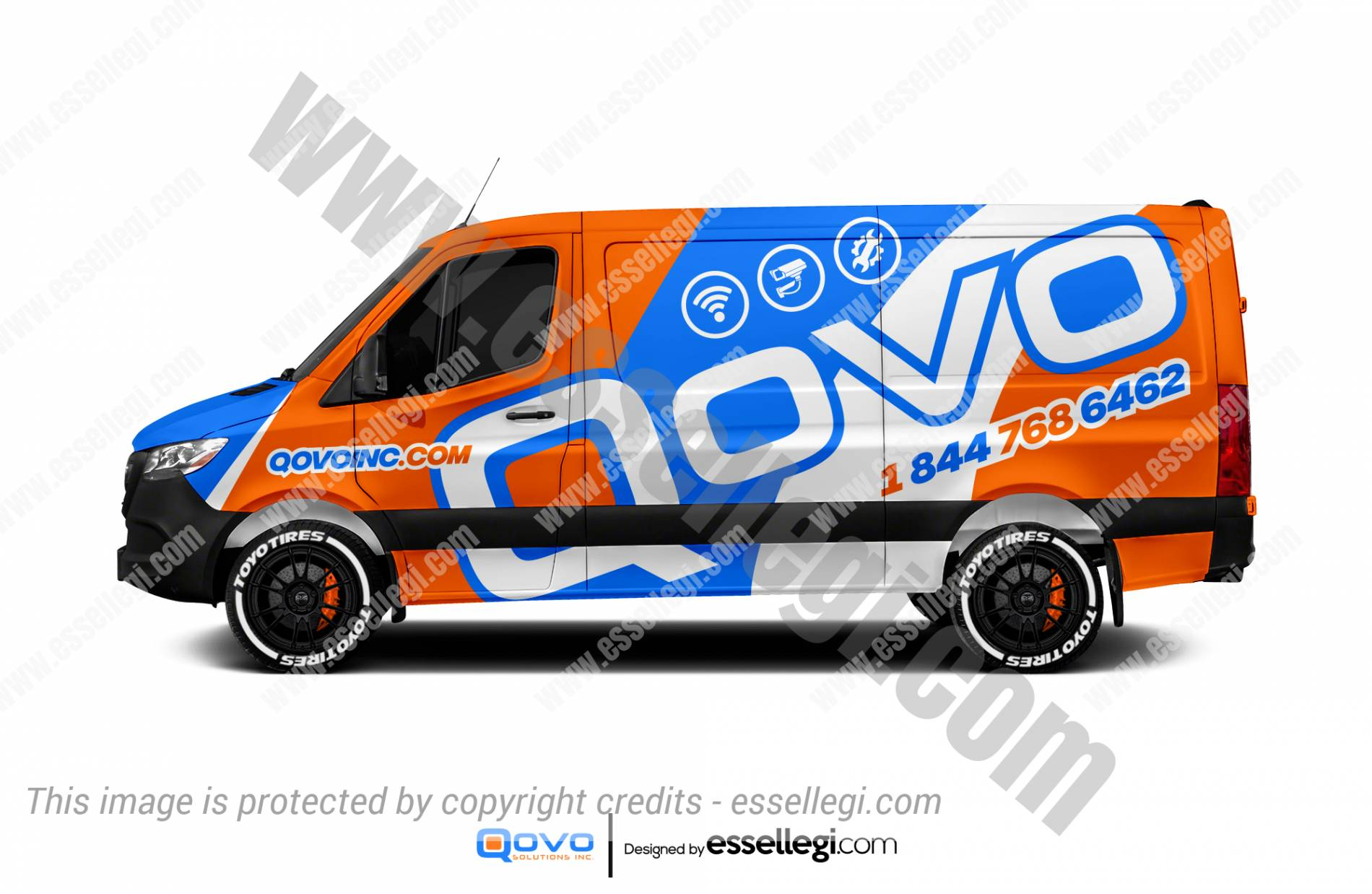 Mercedes Sprinter Wrap Design. Mercedes Sprinter Wrap | Van Wrap Design by Essellegi. Van Signs, Van Signage, Van Wrapping, Van Signwriting, Van Wrap Designer, Signs for Van, Van Logo, Van Graphic by Essellegi.