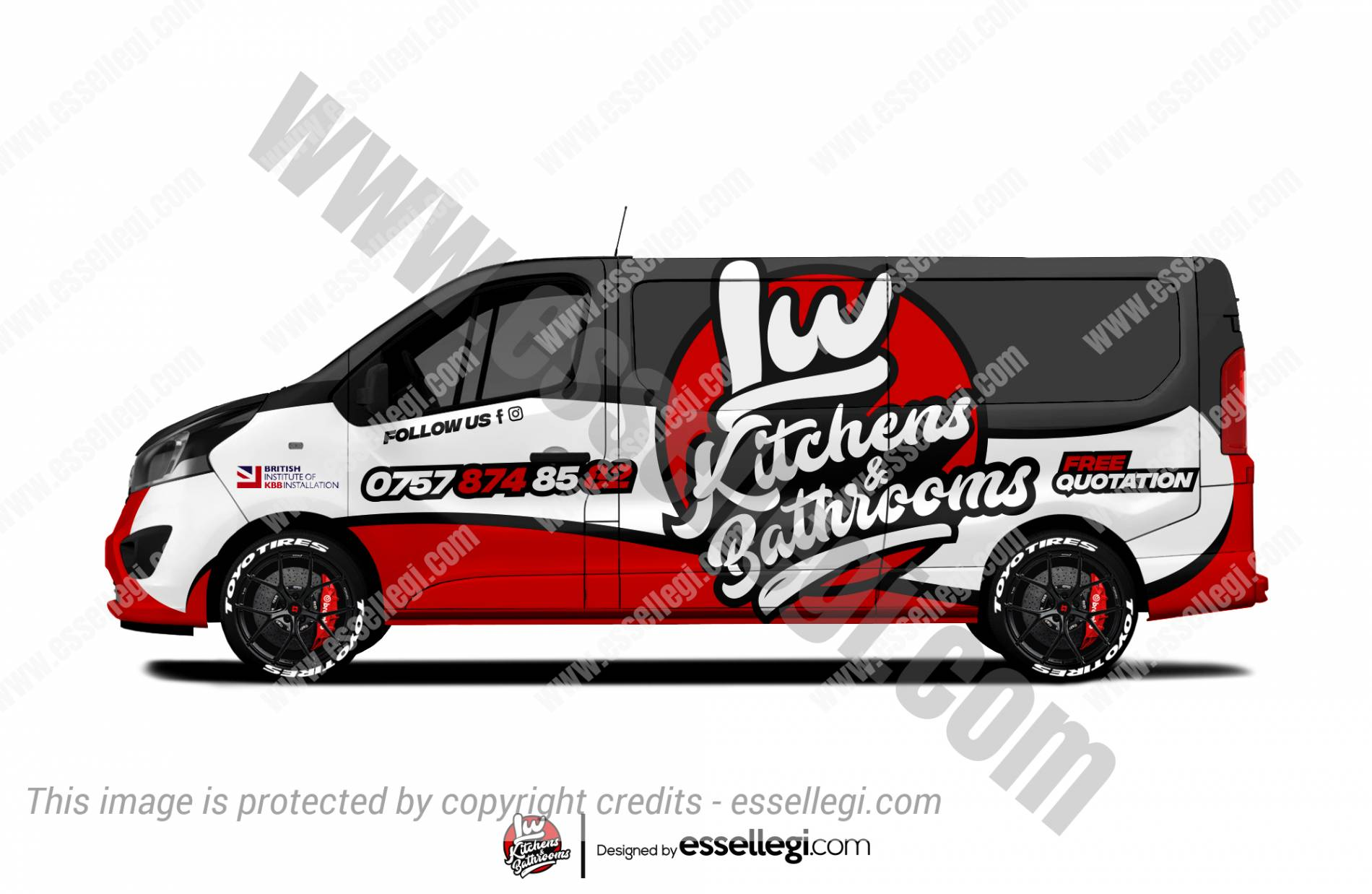 Vauxhall Vivaro Wrap Design. Vauxhall Vivaro Wrap | Van Wrap Design by Essellegi. Van Signs, Van Signage, Van Wrapping, Van Signwriting, Van Wrap Designer, Signs for Van, Van Logo, Van Graphic by Essellegi.