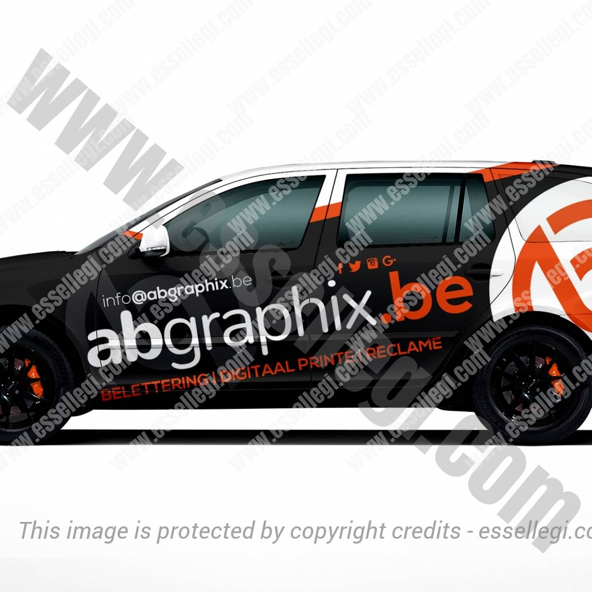 ABGRAPHIX | CAR WRAP DESIGN 🇧🇪
