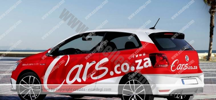 VOLKSWAGEN POLO GTI | CAR WRAP DESIGN