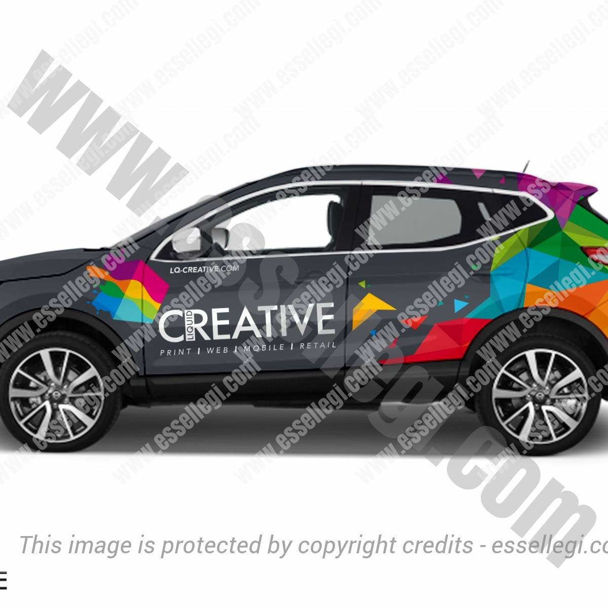 LIQUID CREATIVE | CAR WRAP DESIGN 🇬🇧