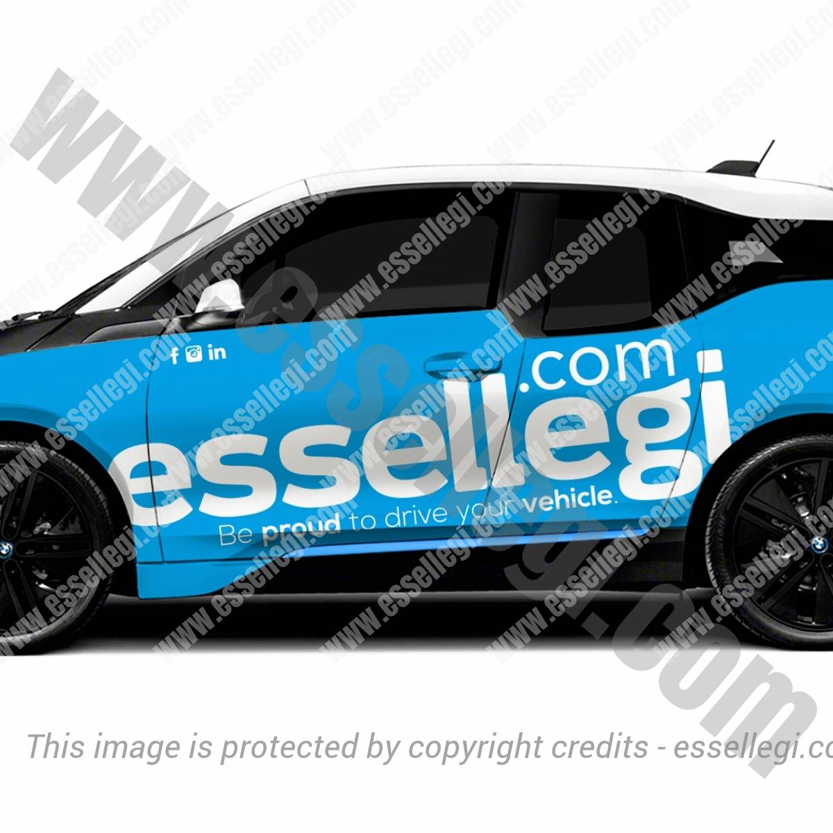 ESSELLEGI.COM | CAR WRAP DESIGN 🇮🇹