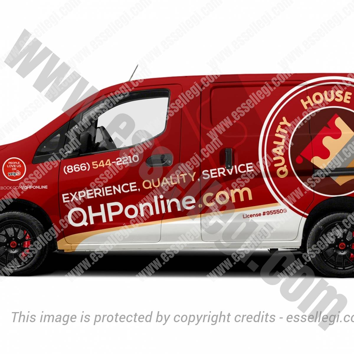 QUALITY HOUSE PAINTING | VAN WRAP DESIGN 🇺🇸
