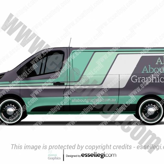 ALL ABOUT GRAPHICS | VAN WRAP DESIGN 🇦🇺