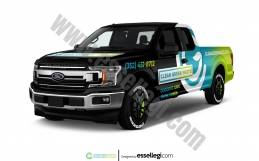 FORD F-150 | TRUCK WRAP DESIGN