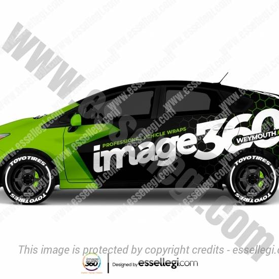 IMAGE360 WEYMOUTH | CAR WRAP DESIGN 🇺🇸