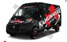 Renault Trafic Van Wrap Design By Essellegi Wrap Design