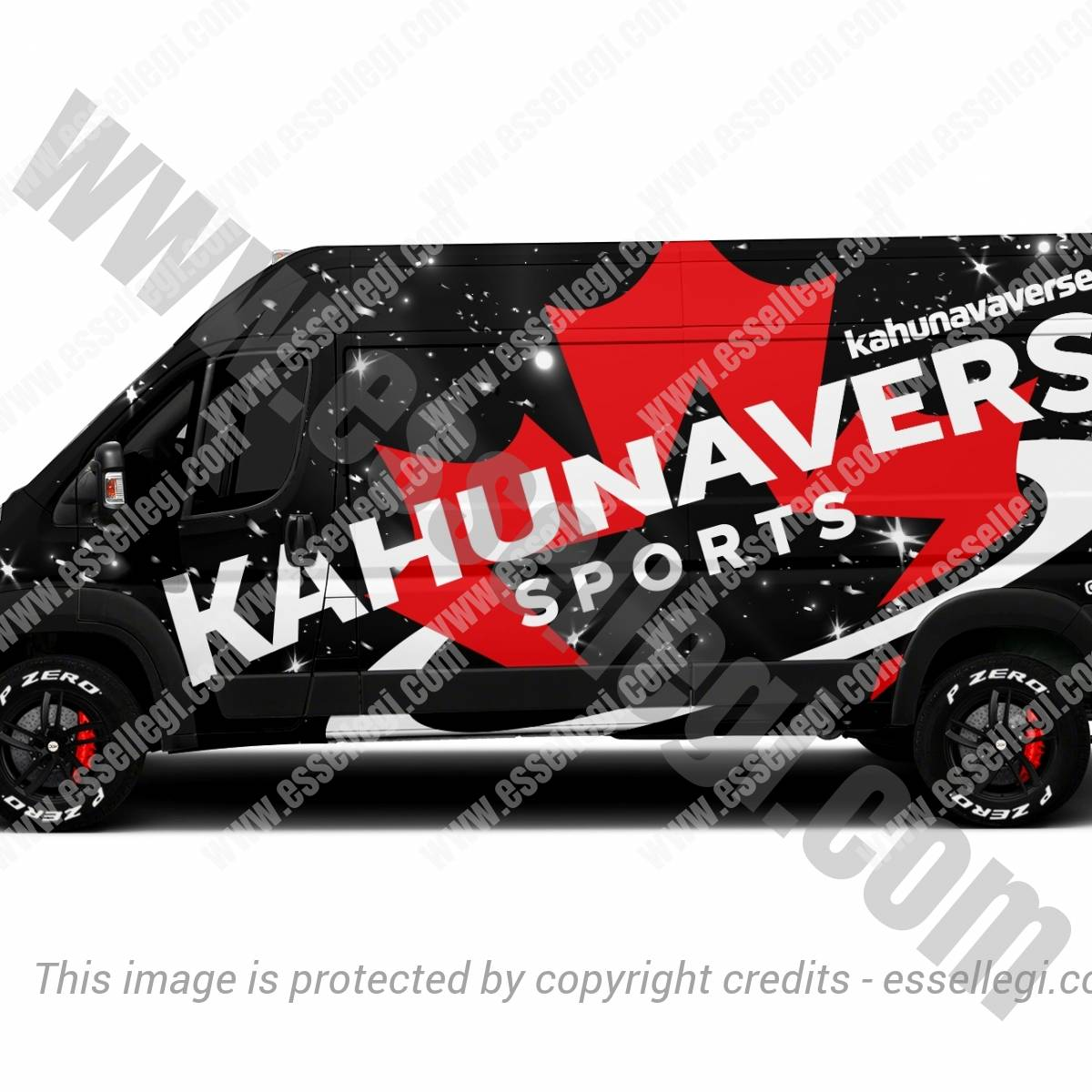 KAHUNAVERSE | VAN WRAP DESIGN 🇨🇦
