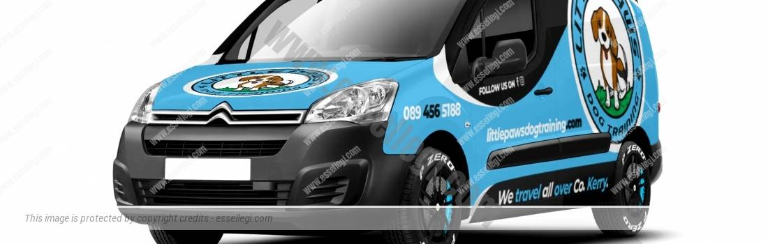 CITROEN BERLINGO | VAN WRAP DESIGN