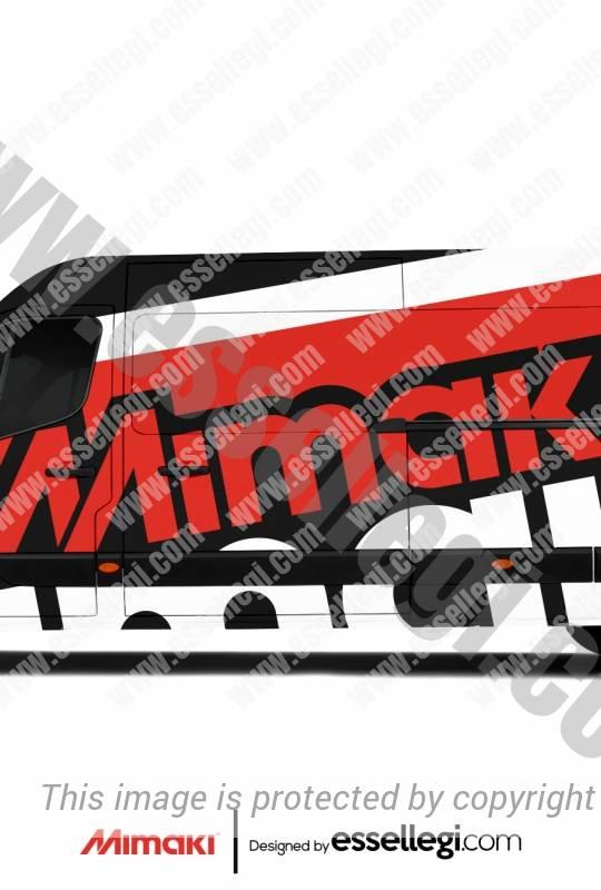 MIMAKI | VAN WRAP DESIGN 🇦🇺