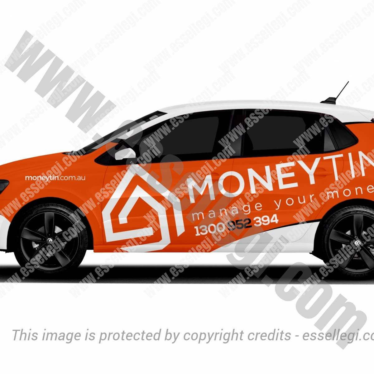 MONEYTIN | CAR WRAP DESIGN 🇦🇺