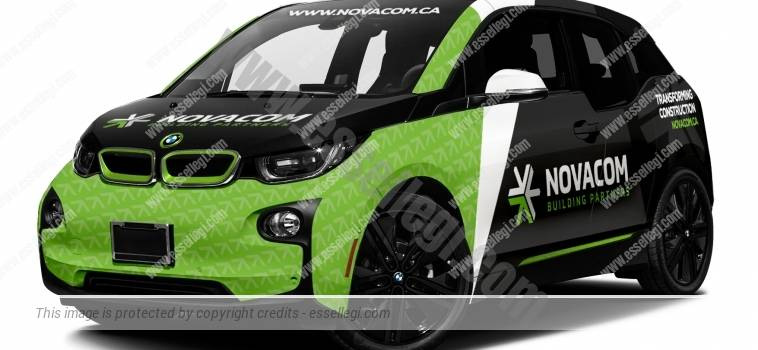 BMW i3 | CAR WRAP DESIGN