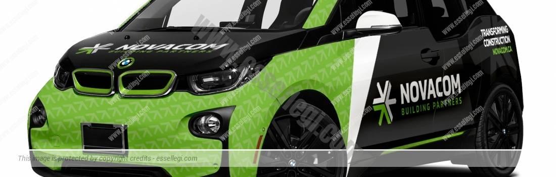BMW i3 | CAR WRAP DESIGN