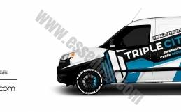 PROMASTER CITY | VAN WRAP DESIGN