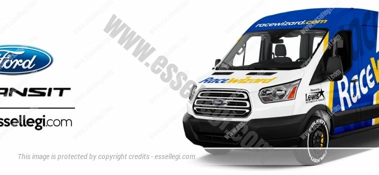FORD TRANSIT | VAN WRAP DESIGN