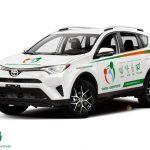 Toyota RAV4 Wrap Design. Toyota Rav4 | Car Wrap Design by Essellegi. Car Signs, Car Signage, Car Signwriting, Car Wrap Designer, Car Wrap Design by Essellegi.