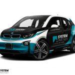 BMW i3 Wrap Design. BMW i3 | Car Wrap Design by Essellegi. Car Signs, Car Signage, Car Signwriting, Car Wrap Designer, Car Wrap Design by Essellegi.