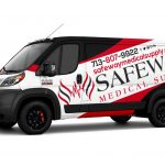 Dodge RAM ProMaster Wrap. Dodge Ram ProMaster 1500 | Van Wrap Design by Essellegi. Van Signs, Van Signage, Van Wrapping, Van Signwriting, Van Wrap Designer, Signs for Van, Van Logo by Essellegi.