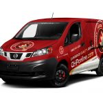 NW200 Wrap. Nissan NV200 | Van Wrap Design by Essellegi. Van Signs, Van Signage, Van Wrapping, Van Signwriting, Van Wrap Designer, Signs for Van, Van Logo, Van Graphic by Essellegi.