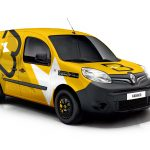 Kangoo Wrap. Renault Kangoo | Van Wrap Design by Essellegi. Van Signs, Van Signage, Van Wrapping, Van Signwriting, Van Wrap Designer, Signs for Van, Van Logo, Van Graphic by Essellegi.
