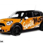 Countryman Wrap Design. Mini Cooper Countryman | Car Wrap Design by Essellegi. Car Signs, Car Signage, Car Signwriting, Car Wrap Designer, Car Wrap Design, Car Graphic by Essellegi.