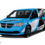 Gran Caravan Wrap Design. Dodge Gran Caravan | Van Wrap Design by Essellegi. Van Signs, Van Signage, Van Wrapping, Van Signwriting, Van Wrap Designer, Signs for Van, Van Logo, Van Graphic by Essellegi.
