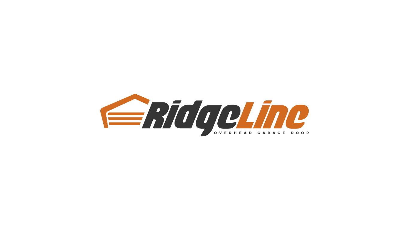 RIDGELINE GARAGE DOOR | LOGO DESIGN 🇺🇸